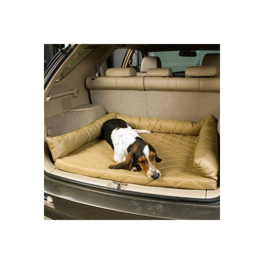 Snoozer 52-in Khaki Fabric Seat Cover