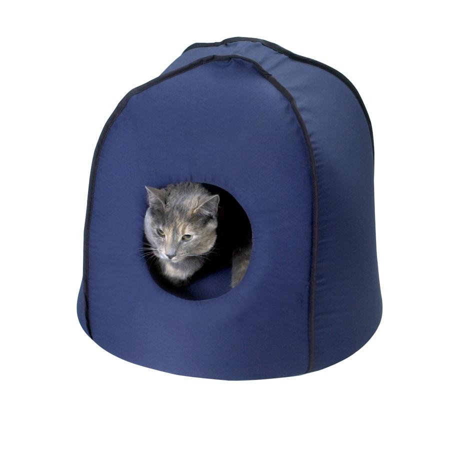 Snoozer Seafoam Round Cat Bed
