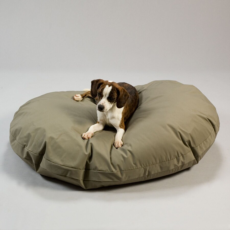 Snoozer Hazelnut Polyester Round Dog Bed