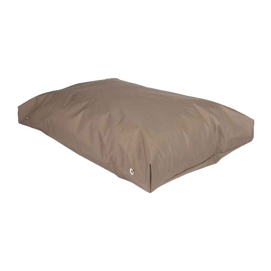 Snoozer Hazelnut Polyester Rectangular Dog Bed