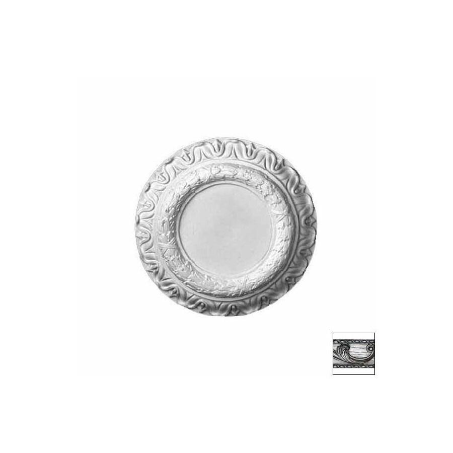 Hickory Manor House Gilt Silver Ceiling Medalion