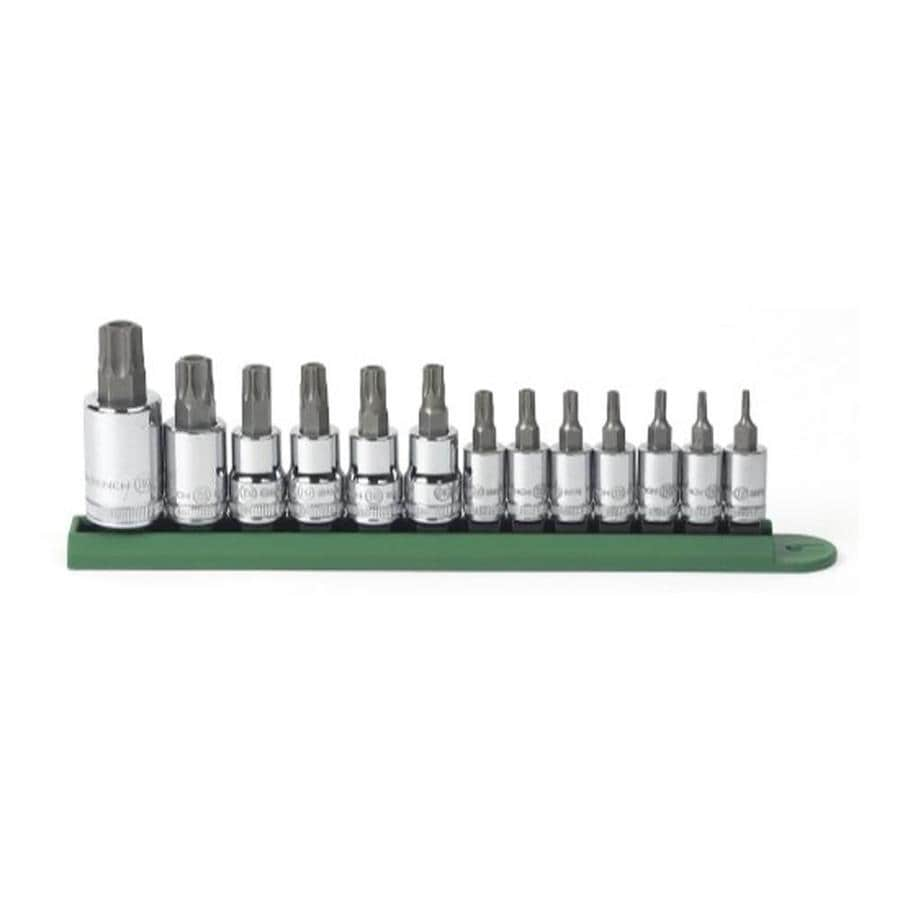 shop kd tools 13 piece torx driver socket set at. Black Bedroom Furniture Sets. Home Design Ideas