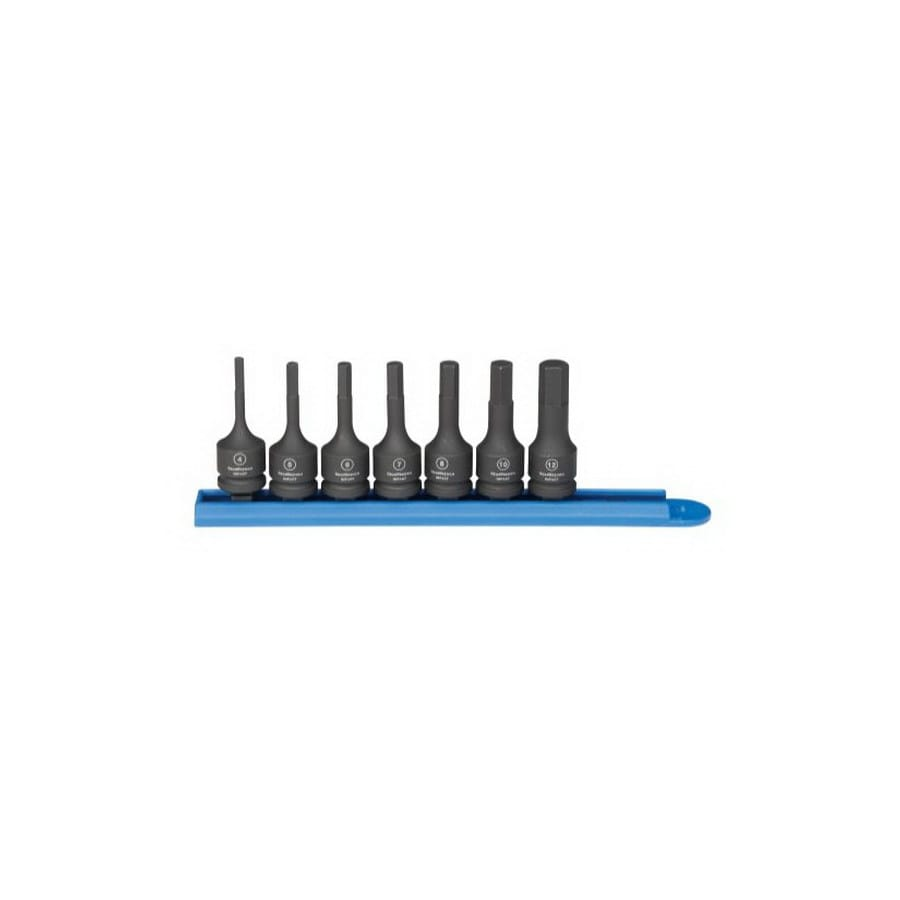 KD Tools 7-Piece 3/8-in Drive Hex Driver Socket Set