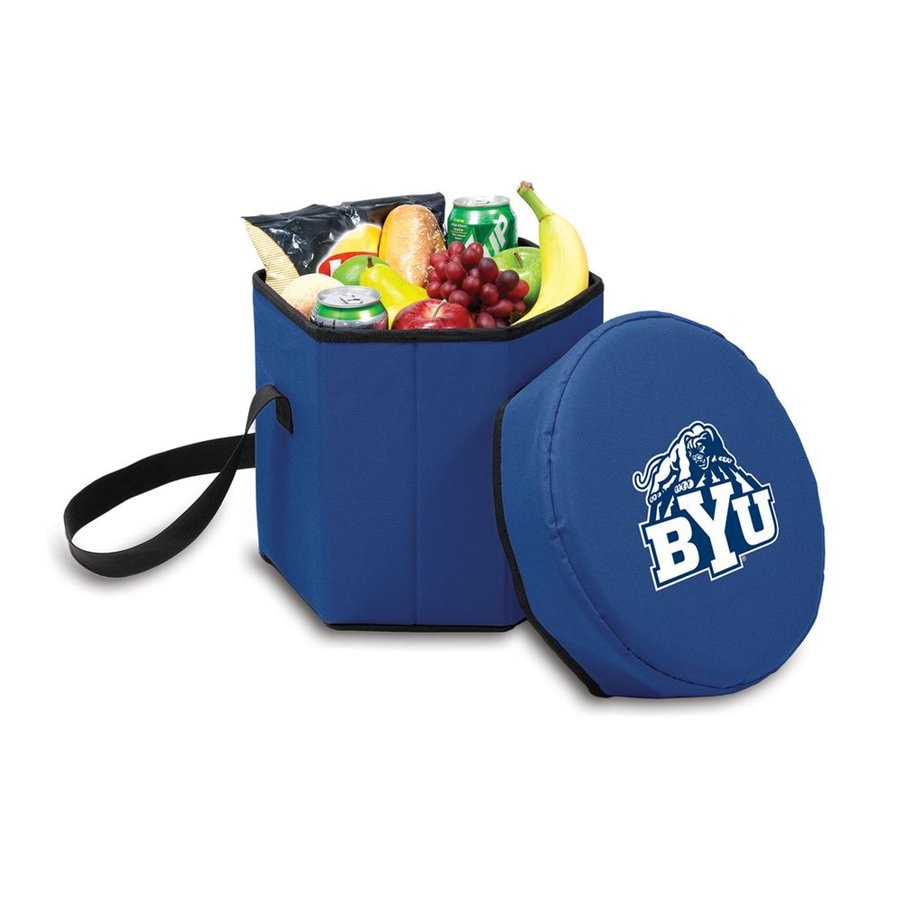 Picnic Time 12-qt Byu Cougars Polyester Personal Cooler