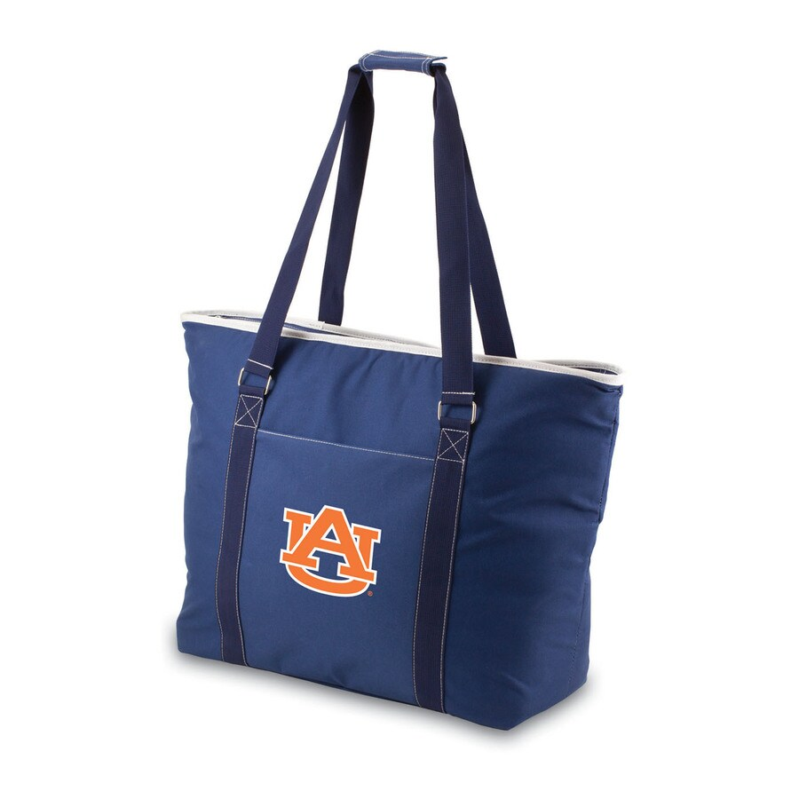 Picnic Time 576-fl oz Auburn Tigers Polyester Bag Cooler