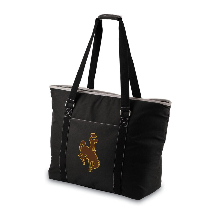 Picnic Time 576-fl oz Wyoming Cowboys Polyester Bag Cooler
