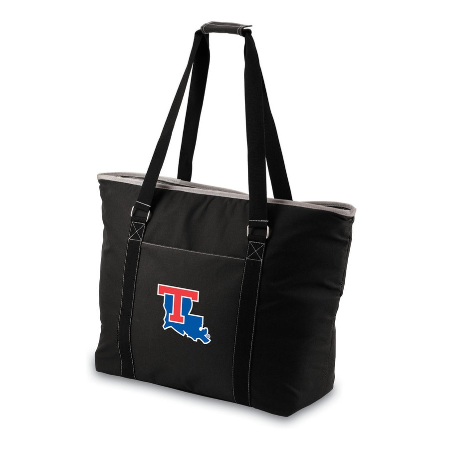 Picnic Time 576-fl oz Louisiana Tech Bulldogs Polyester Bag Cooler