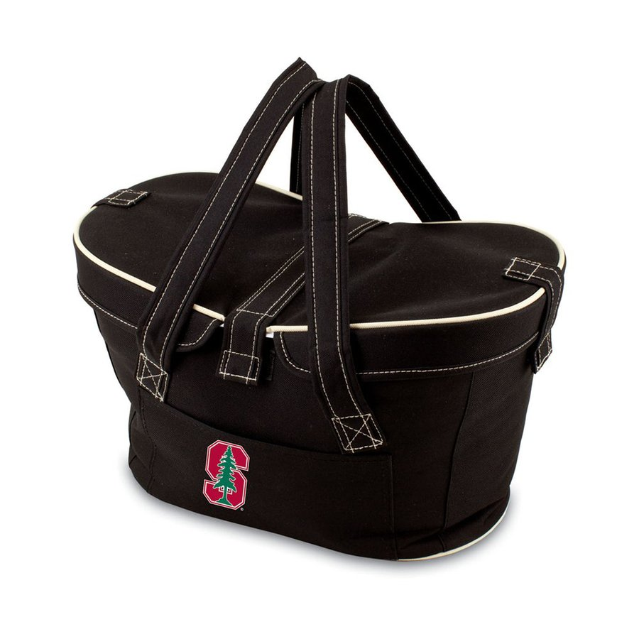 Picnic Time 990-cu in Stanford Cardinal Polyester Personal Cooler