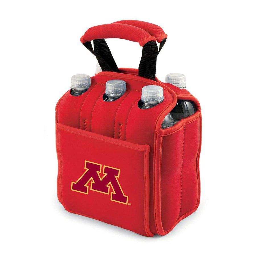Picnic Time 120-fl oz Minnesota Golden Gophers Neoprene Bag Cooler