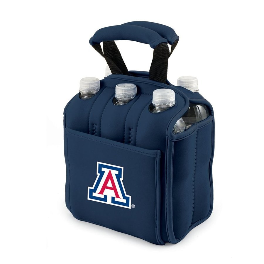 Picnic Time 120-fl oz Arizona Wildcats Neoprene Bag Cooler