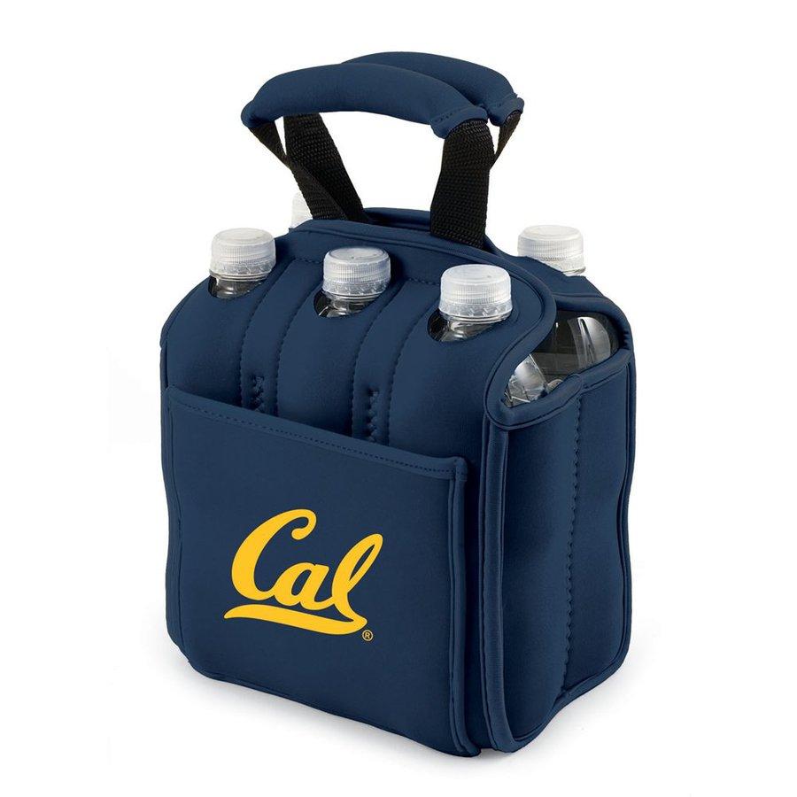 Picnic Time 120-fl oz California Golden Bears Neoprene Bag Cooler