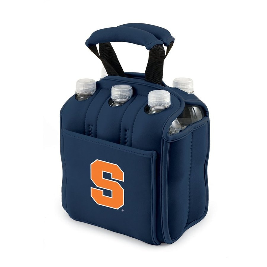 Picnic Time Syracuse Orange Neoprene Bag Cooler