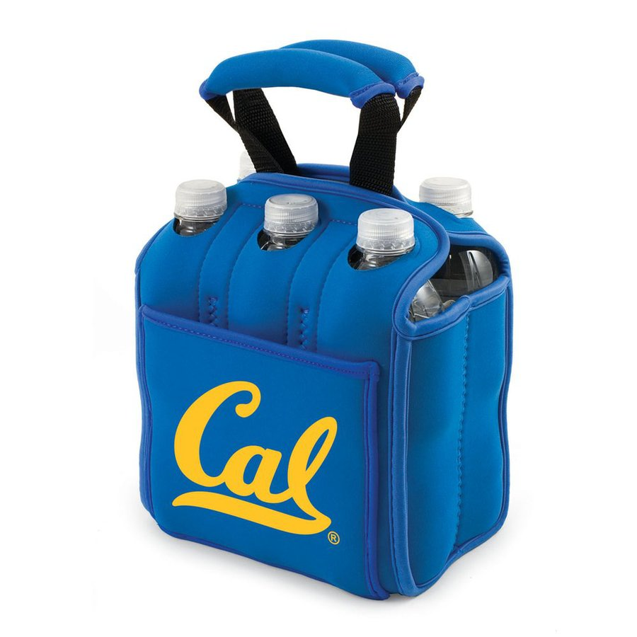 Picnic Time 120-fl oz California Golden Bears Neoprene Bag Cooler