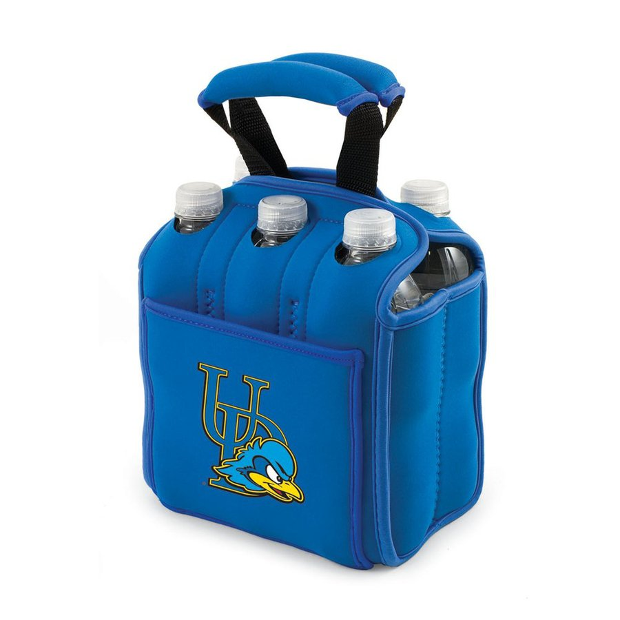 Picnic Time 120-fl oz Delaware Blue Hens Neoprene Bag Cooler