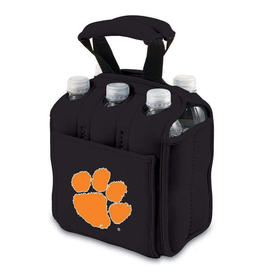 Picnic Time 120-fl oz Clemson Tigers Neoprene Bag Cooler
