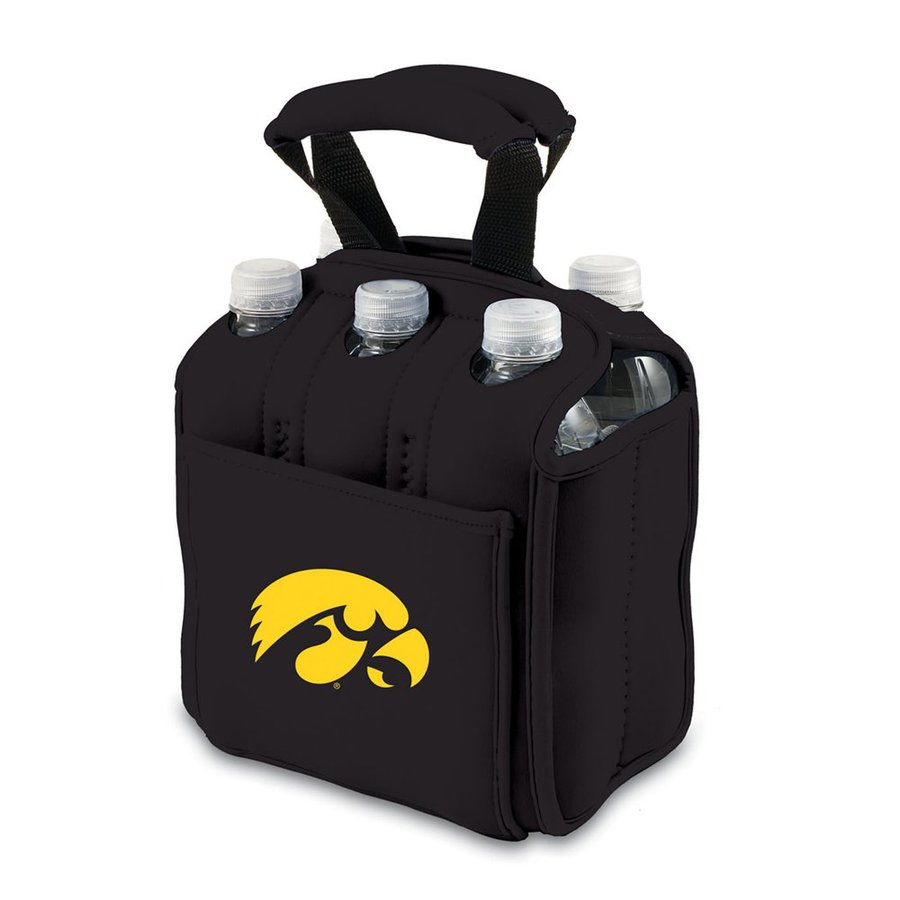 Picnic Time 120-fl oz Iowa Hawkeyes Neoprene Bag Cooler