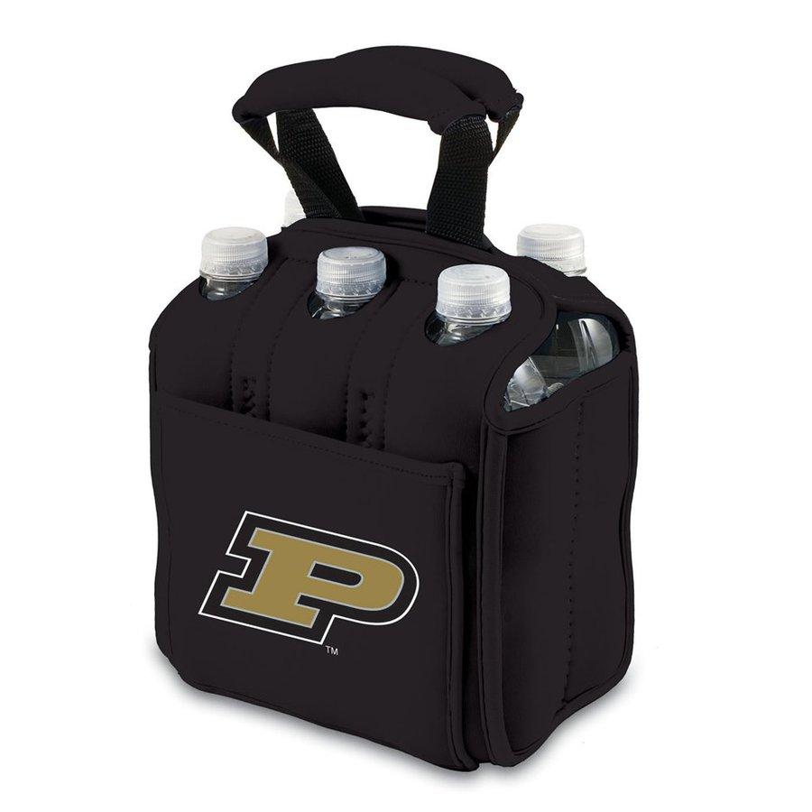 Picnic Time 120-fl oz Purdue Boilermakers Neoprene Bag Cooler
