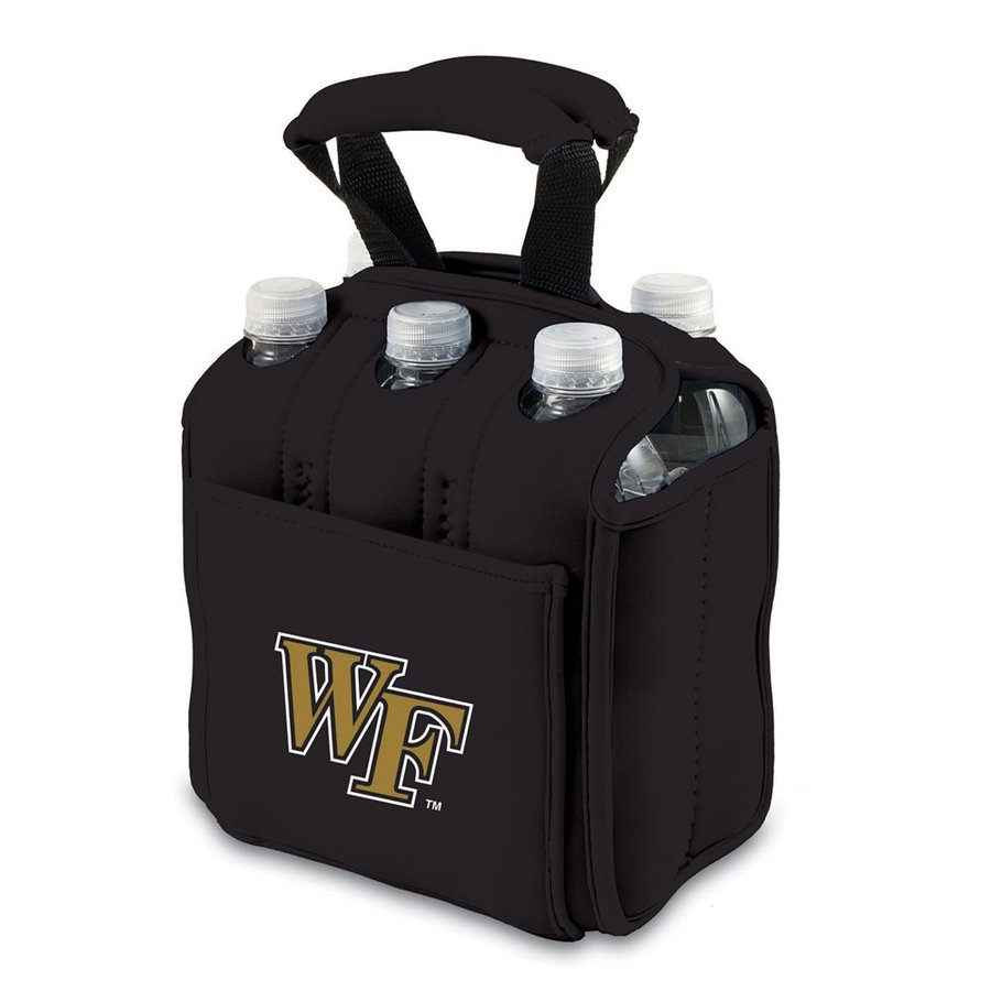 Picnic Time 120-fl oz Wake Forest Demon Deacons Neoprene Bag Cooler