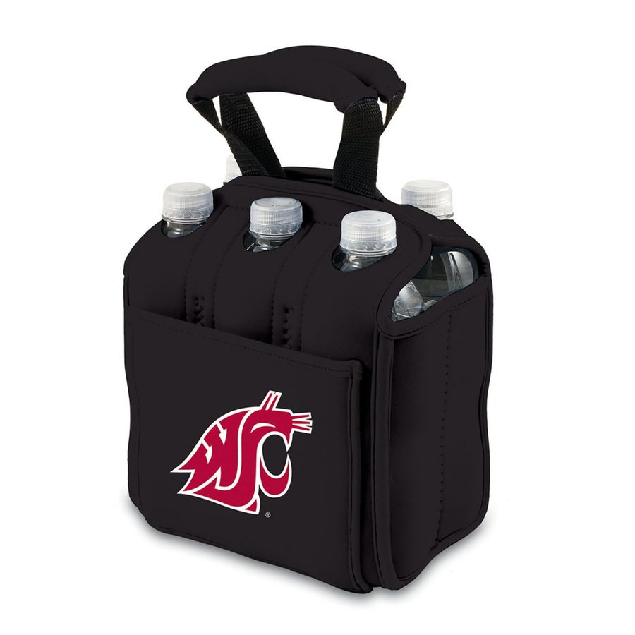 Picnic Time 120-fl oz Washington State Cougars Neoprene Bag Cooler