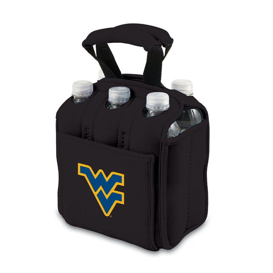 Picnic Time 120-fl oz West Virginia Mountaineers Neoprene Bag Cooler