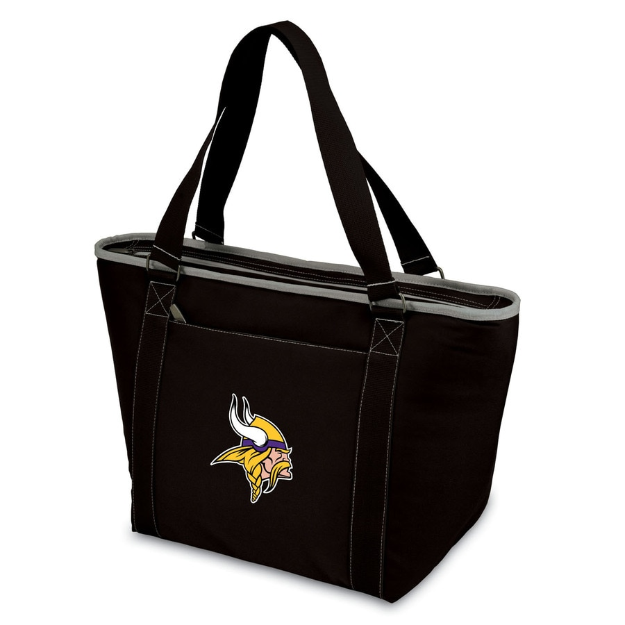 Picnic Time Minnesota Vikings Polyester Bag Cooler