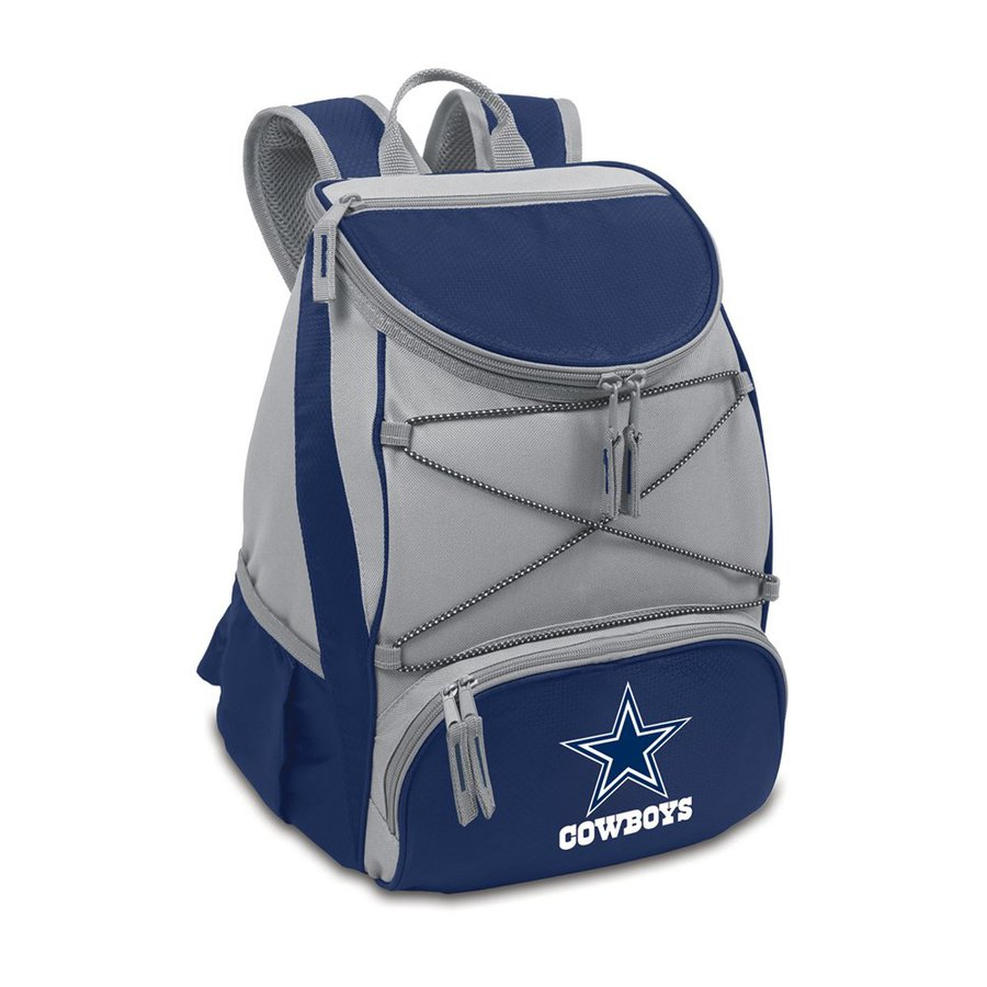 Picnic Time 14-qt Dallas Cowboys Polyester Backpack Cooler