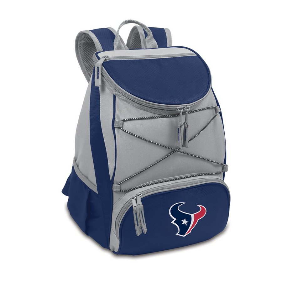 Picnic Time 14-qt Houston Texans Polyester Backpack Cooler
