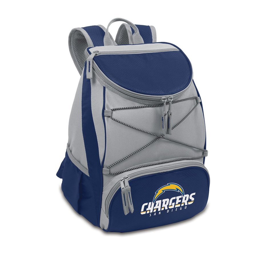 Picnic Time 14-qt San Diego Chargers Polyester Backpack Cooler
