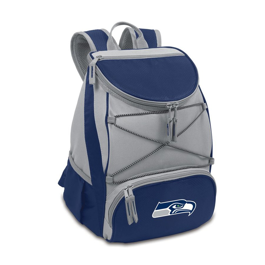 Picnic Time 14-qt Seattle Seahawks Polyester Backpack Cooler