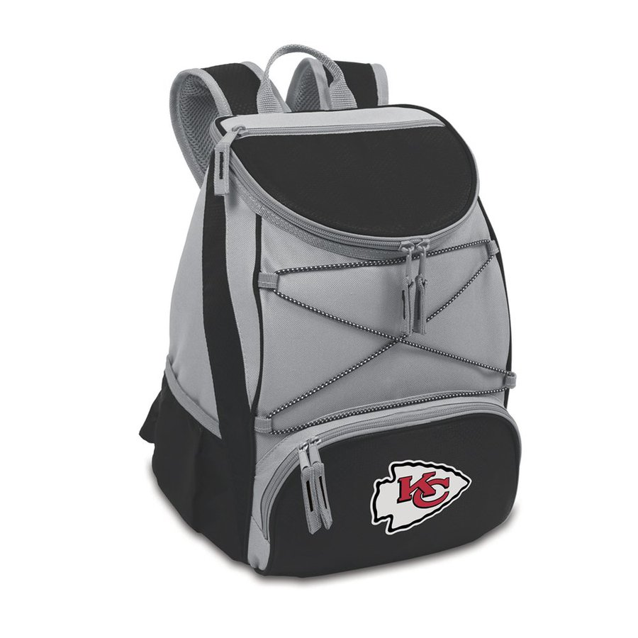 Picnic Time 14-qt Kansas City Chiefs Polyester Backpack Cooler