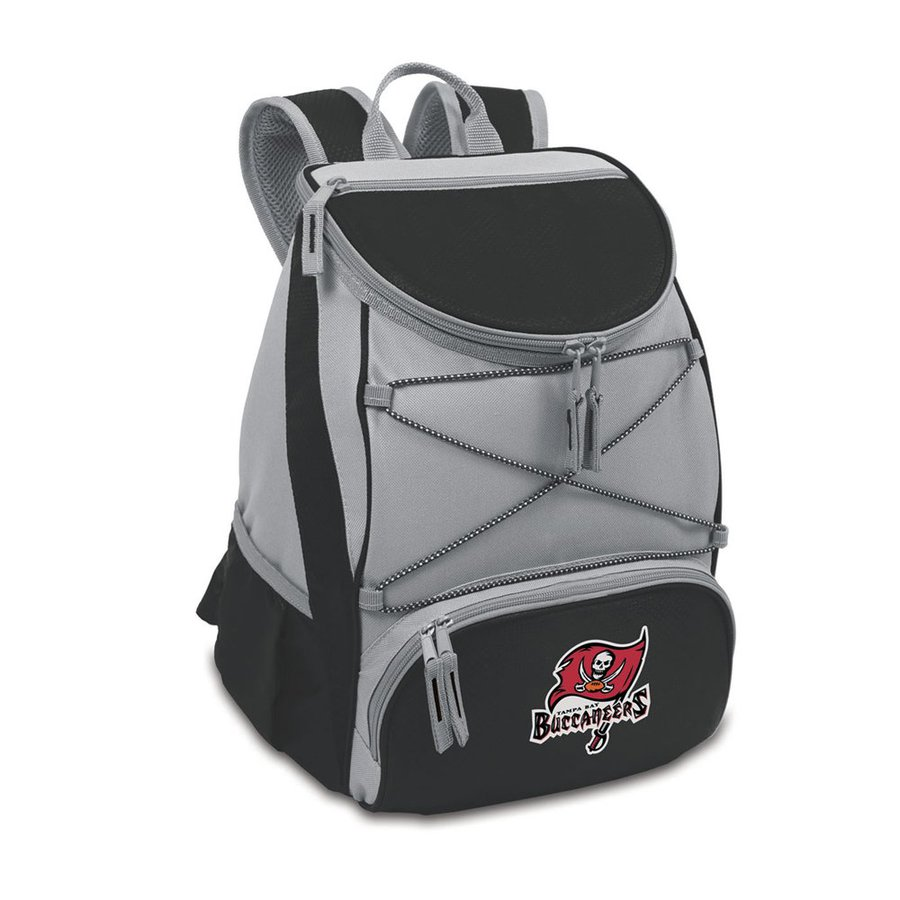 Picnic Time 14-qt Tampa Bay Buccaneers Polyester Backpack Cooler