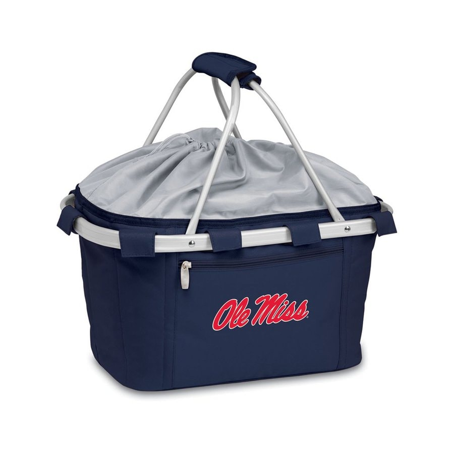 Picnic Time 3-Gallon Ole Miss Rebels Polyester Personal Cooler