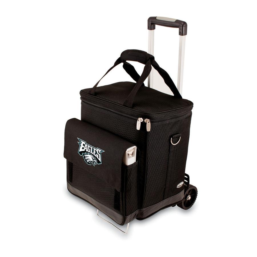 Picnic Time Philadelphia Eagles Wheeled Polyester Cart Cooler