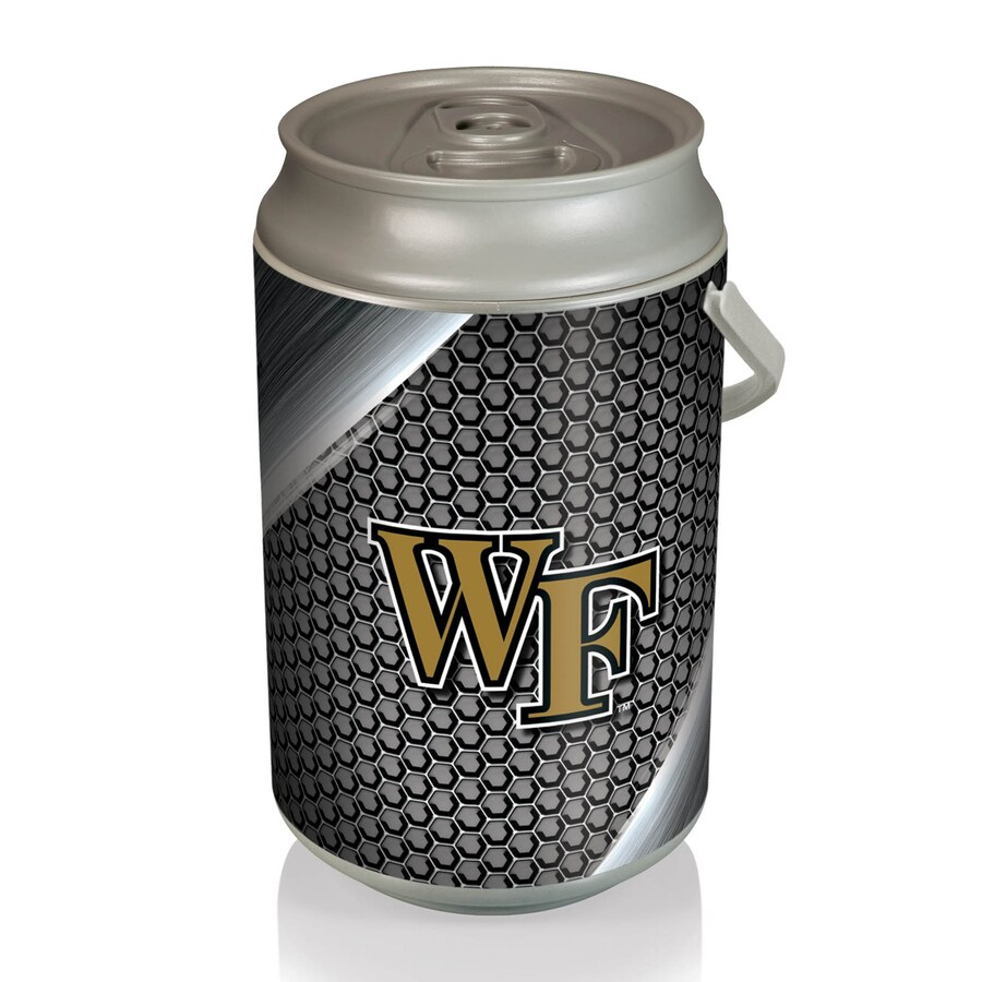 Picnic Time 5-gal Wake Forest Demon Deacons Plastic Personal Cooler