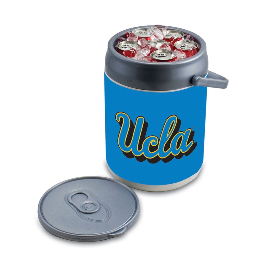 Picnic Time UCLA Bruins 9-qt Plastic Chest Cooler