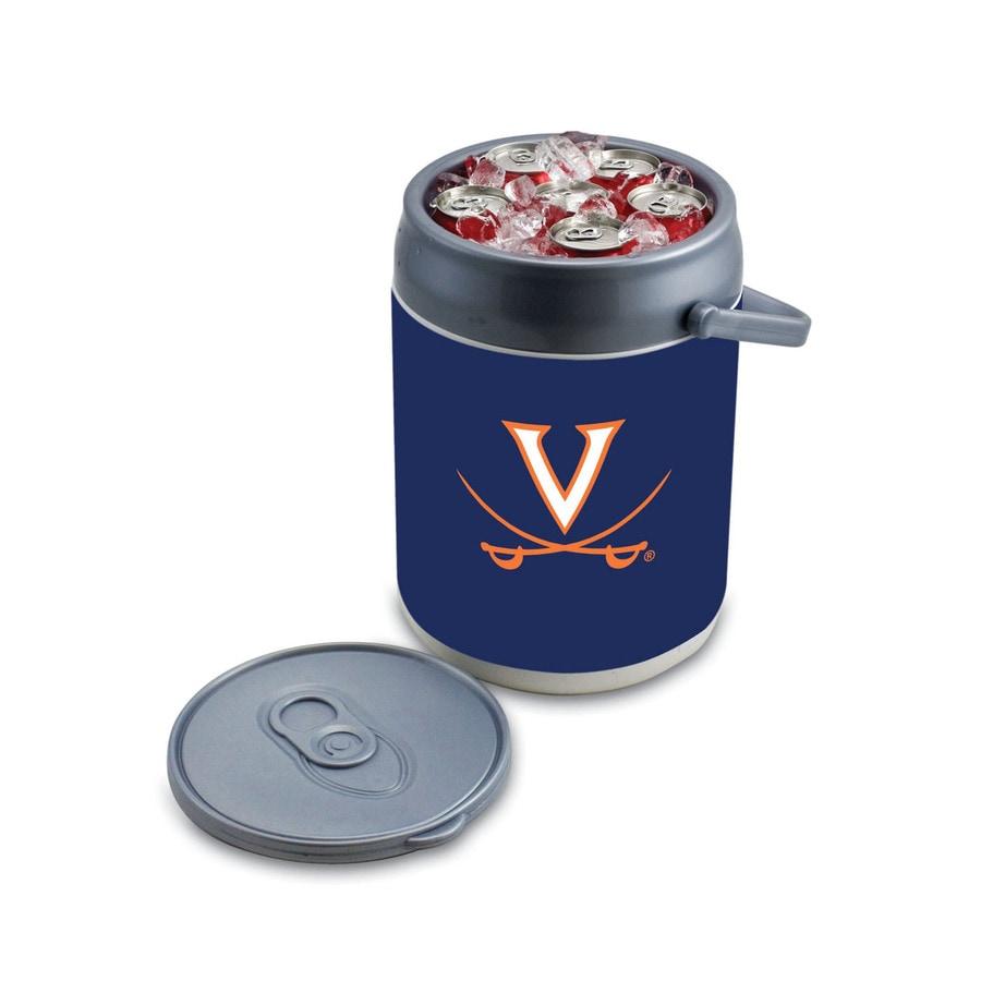 Picnic Time Virginia Cavaliers 9-qt Plastic Chest Cooler