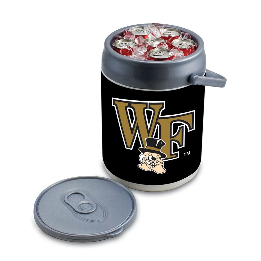 Picnic Time Wake Forest Demon Deacons 9-qt Plastic Chest Cooler