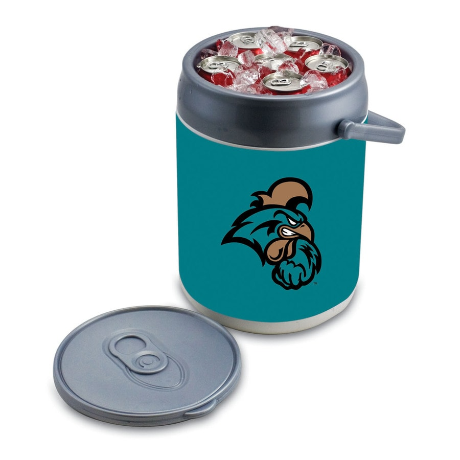 Picnic Time Coastal Carolina Chanticleers 9-qt Plastic Chest Cooler