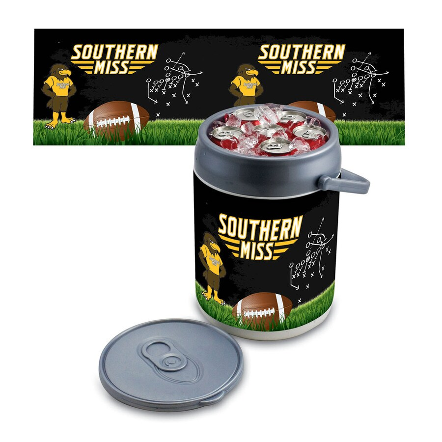 Picnic Time Southern Miss Golden Eagles 9-qt Plastic Chest Cooler