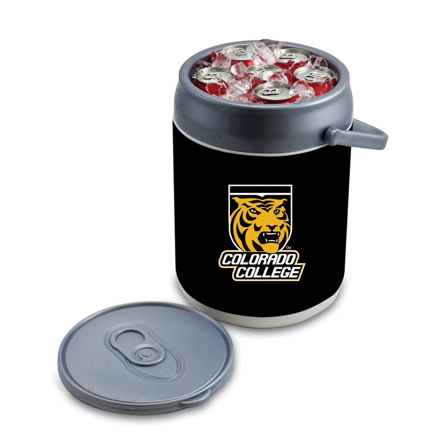 Picnic Time Colorado College Tigers 9-qt Plastic Chest Cooler