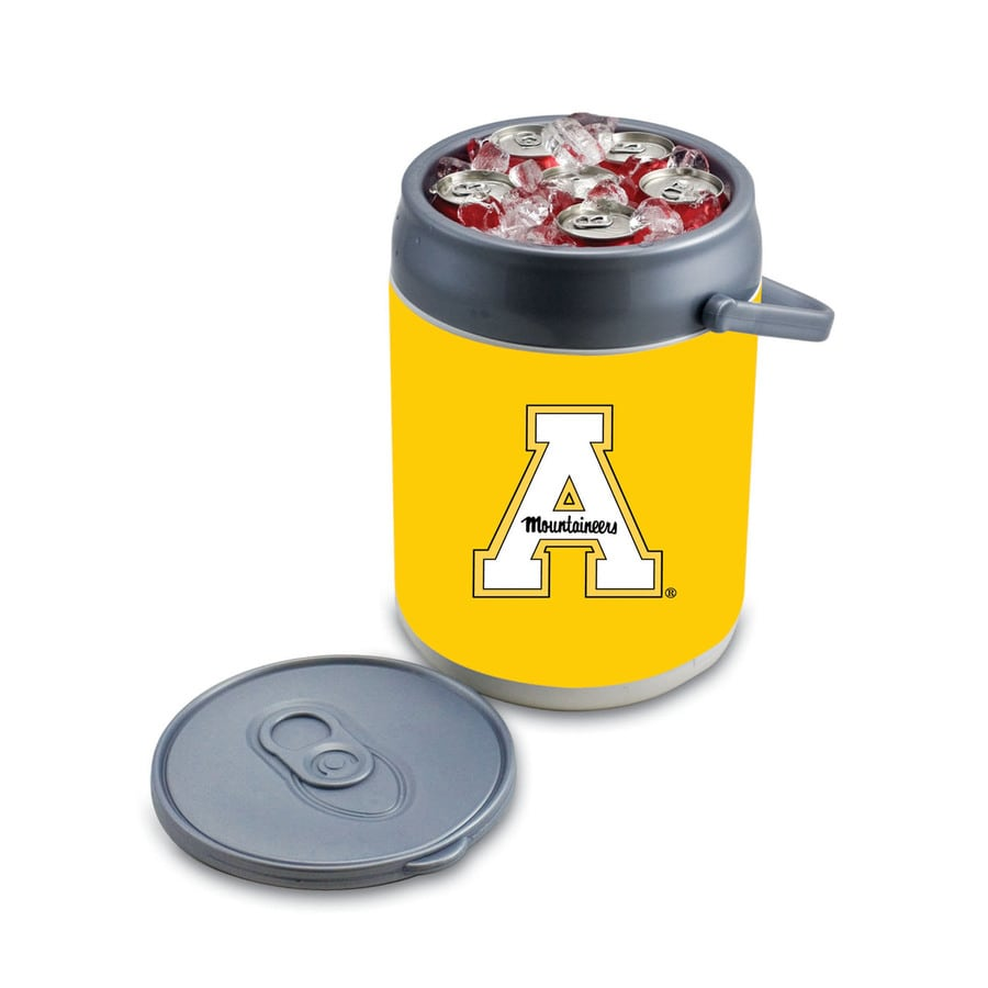 Picnic Time Appalachian State Mountaineers 9-qt Plastic Chest Cooler