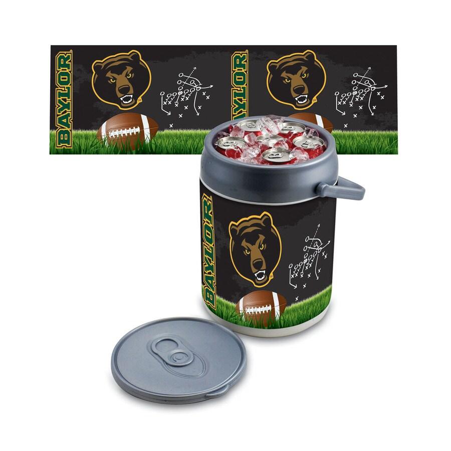 Picnic Time Baylor Bears 9-qt Plastic Chest Cooler
