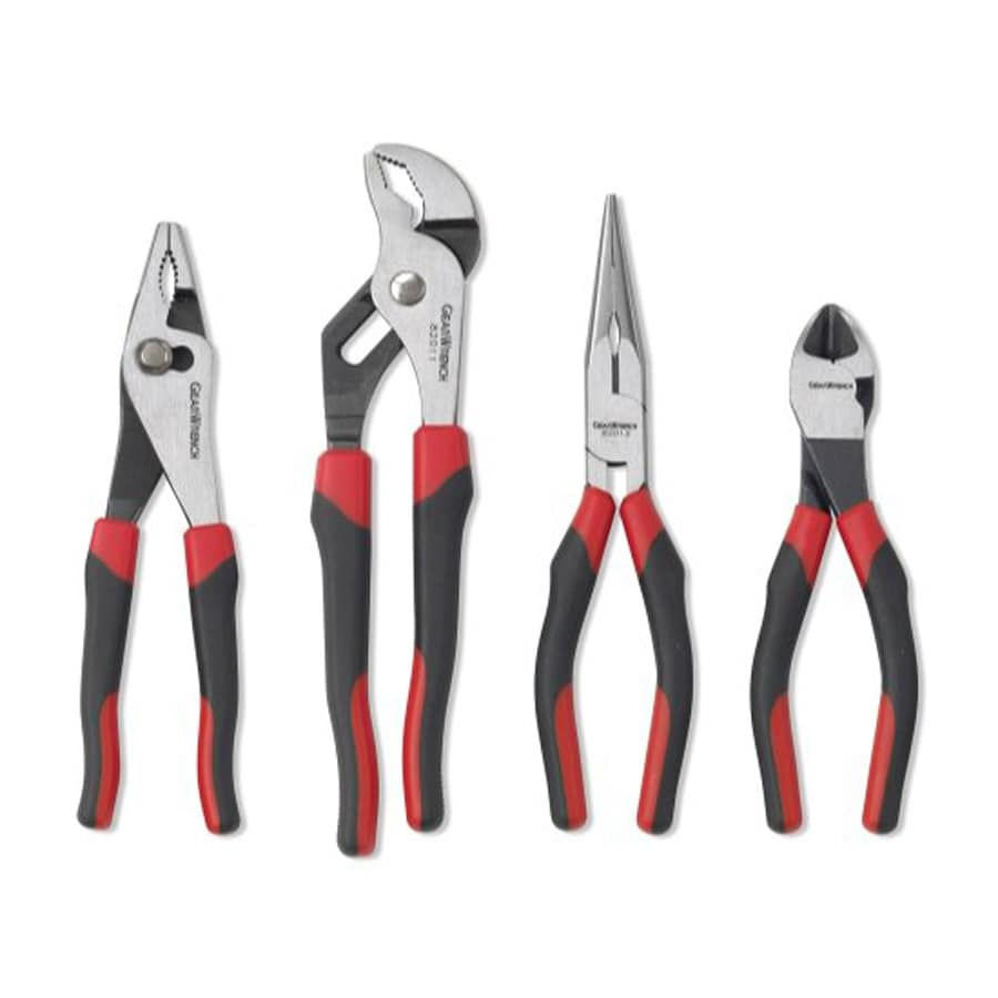 KD Tools 4-Pack Traditional Plier Set