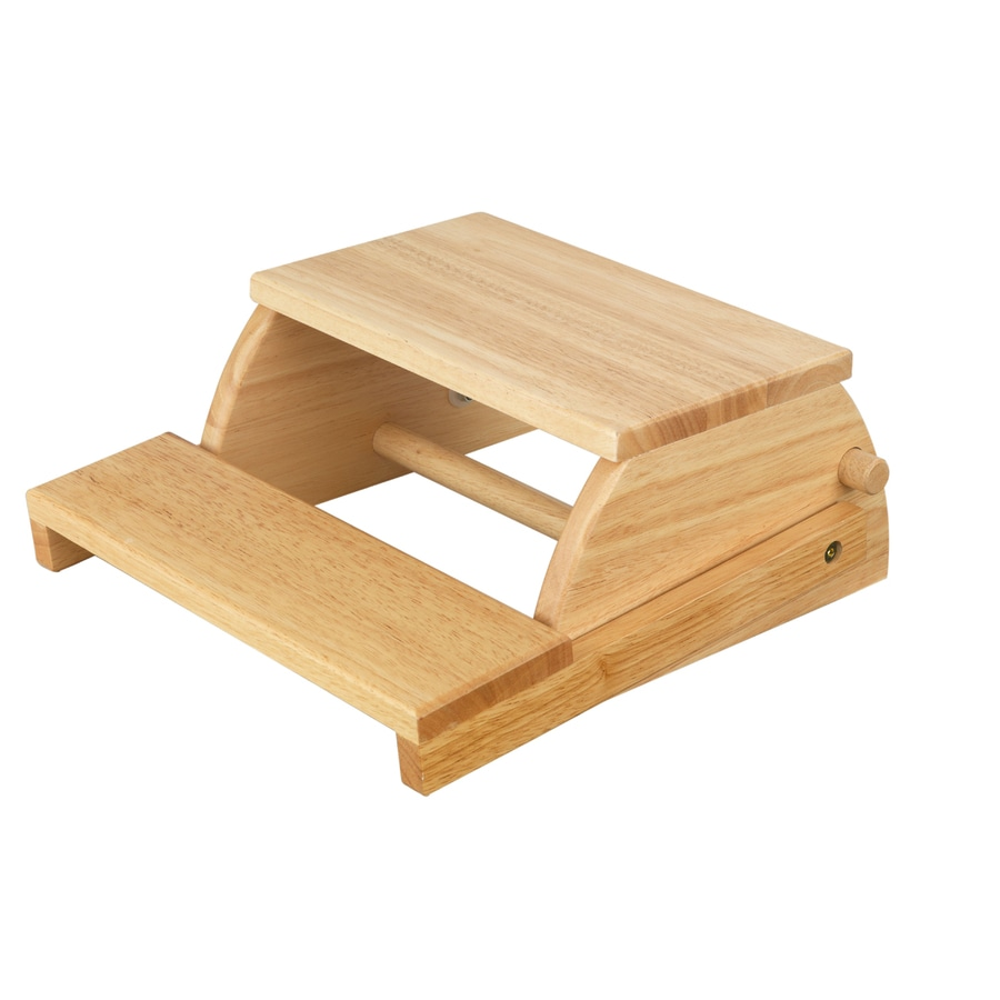 KidKraft 2-Step Wood Step Stool  sc 1 st  Loweu0027s : wooden stool plans - islam-shia.org