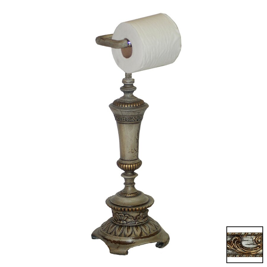 Hickory Manor House Verona Freestanding Countertop Toilet Paper Holder