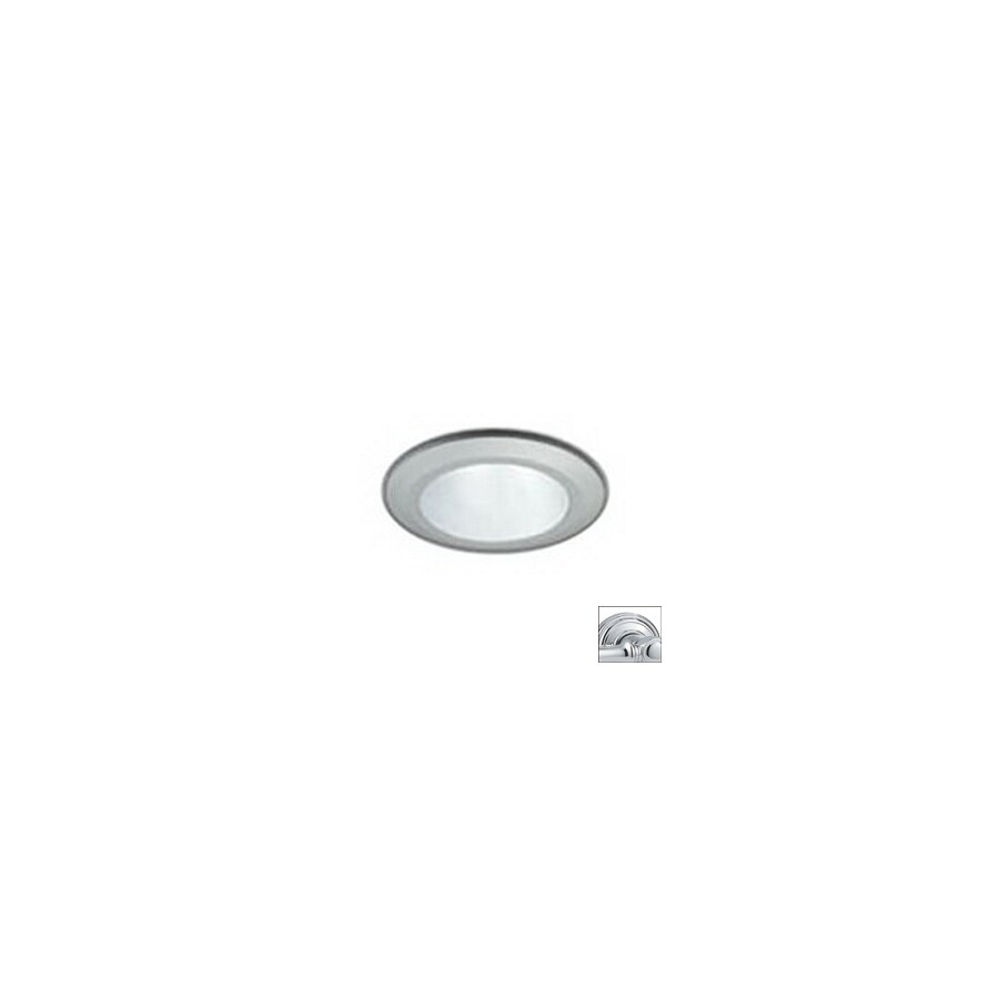 Prima Lighting 3-in Polished Chrome Shower Recessed Lighting Trim