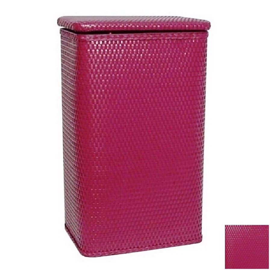 Redmon Mixed Materials Clothes Hamper