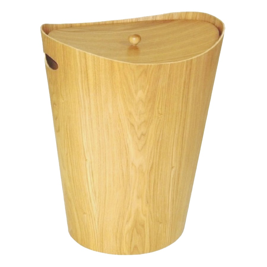 Redmon Wood Clothes Hamper