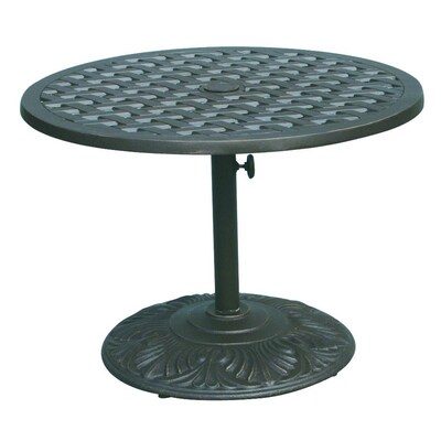 Darlee Series 30 Round Coffee Table In W X L At