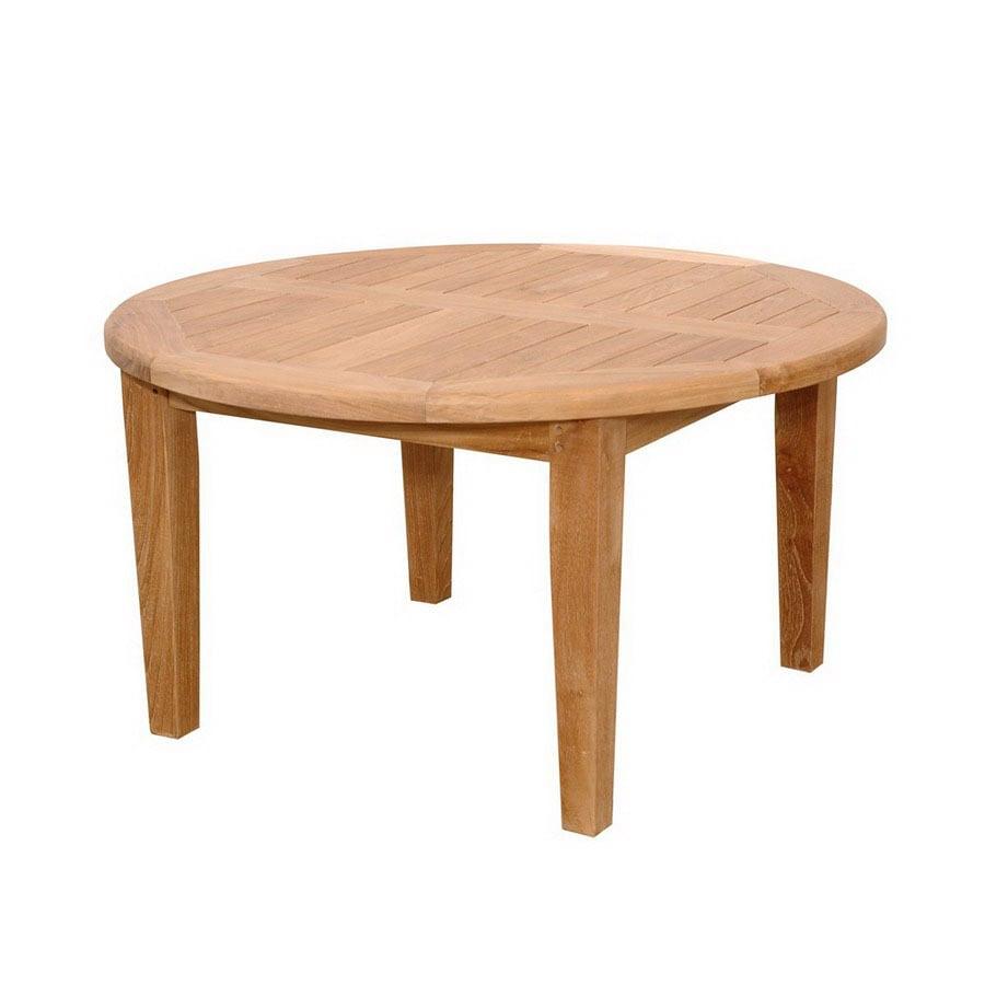 Anderson Teak Brianna Round Patio Coffee Table